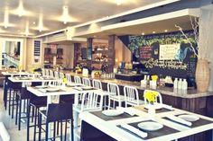 Cafeteria Boston on Newbury Street