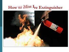 FIRE EXTINGUISHER: FIRE EXTINGUISHER | FIRE EXTINGUISHER TRAINING | H...