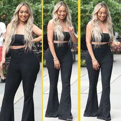 LaLa and Iggy couldn't be MORE different . but they have a few things in common - their both BEAUTIFUL and they have amazing bodies. Hair Growth Home Remedies, Iggy Azalea, Black Girls Hairstyles, Pure Beauty, Celebs, Celebrities, Body, Blonde Hair, Celebrity Style