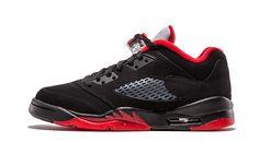 Air Jordan 5 Retro Low (GS) - 314338 001