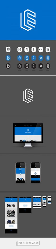 LE Engineering on Behance - created via https://pinthemall.net