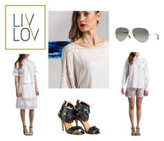 """""""Livlov colección pv15"""" by livlovcollection ❤ liked on Polyvore featuring Ray-Ban, outfit, outfits, fashionset and summer2015 Polyvore, Outfits, Image, Fashion, Moda, Suits, Fashion Styles, Fashion Illustrations, Kleding"""
