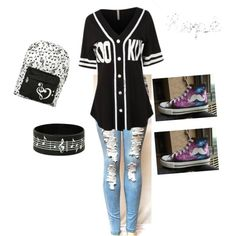Untitled #10 by lashay4240 on Polyvore featuring polyvore fashion style HVBAO