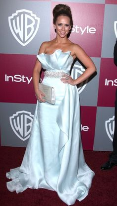 Celeb styles at the InStyle WB Golden Globes after-party