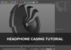 "My first C4D tutorial showing you how to make the headphone casing using Cinema 4D not by using joints but by Point level animation, which allows for easier control.  Effect was inspired by Paul Clements' ""Headphones Breakdown which you can view here https://vimeo.com/35145361  Project file: http://cl.ly/0n1p161T1q0Z    Tip: for those who want more curved edges, be sure to use an akima-spline type   I implemented this tutorial in my own fanmade animation, also based on ..."