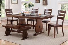 Dining Table With Chairs F1441