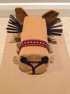 livingdoing: how to make a nativity camel costume