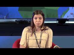 Por um momento d´a portuguesa à capela | Leonor Bruges de Oliveira | TEDxKids@CentralTejo - YouTube