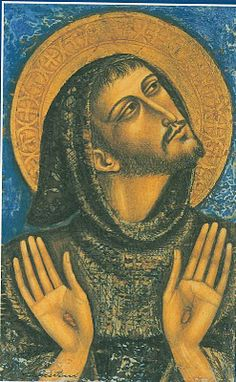 San Francesco - what a wonderful artwork!