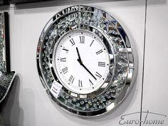 Wymiar (cm) 50x50x5Rama wykonana jest z lusterek oraz kryształków.Lusterka posiadają fazę.