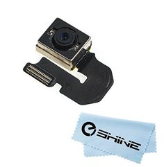 EShine Rear Back Main Camera Module Flex Cable Replacement for Iphone 6 PLUS 55 A1522 GSM A1522 CDMA  A1524  A1593 ALL CARRIERS  EShine Cloth *** Check out this great product.(It is Amazon affiliate link) #gamergirls Amazon Advertising, Pixel Size, Amazing Pictures, Video Camera, Cell Phone Accessories, Picture Video, Iphone 6, Usb Flash Drive, Image Link
