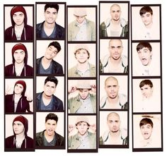 The Wanted- Man Crush (almost) Monday