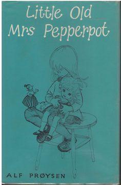 Little Old Mrs Pepperpot - Alf Prøysen