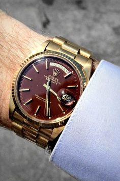Rolex oyster day date