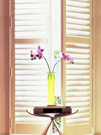 Our Products: Hunter Douglas Lantana™ offered with Palm Beach™ from polysatin shutters, is a patented gear-driven system for one-touch control and an unobstructed view. This ...
