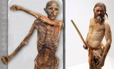 Still eerily recognisable as they were in life, here are 10 of the best preserved bodies of the last 5,000 years.