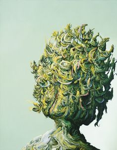 Glenn Brown, 'Deep Throat', 2007