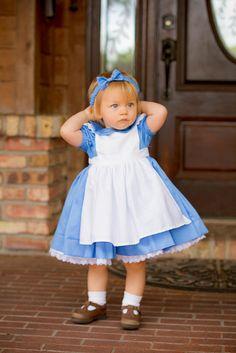 Baby Alice costume