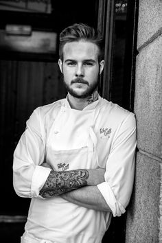 Chef Jackets, Portrait, People, Fashion, Moda, La Mode, Men Portrait, Fasion, People Illustration