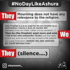#Ahlebait #Muharram #WhyWeMourn #WhoIsHusain #NoDayLikeAshura #ImamHusain #Azadari