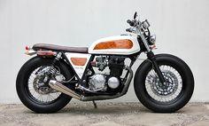 THE CRUNCHY – Honda CB650 '80 by Studio Motor, Jakarta