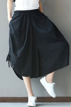 New Summer and Autumn Pants Red Black High Waist Women Harem Pants Cotton Linen Women Pant Casual Loose Wide Leg Pants Linen Pants Women, Wide Leg Linen Pants, Trousers Women, Wide Leg Pants, Pants For Women, Clothes For Women, Linen Shorts, Plus Size Womens Clothing, Plus Size Fashion