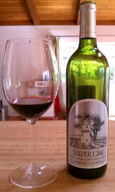 2007 Alexander Valley Silver Oak Cab