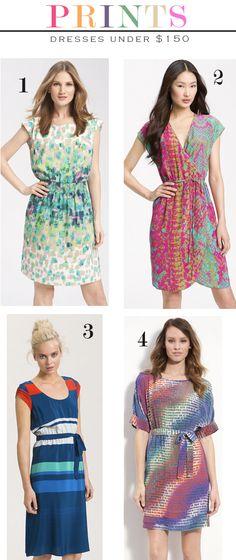 Nordies Hot spring dresses neon love all under $150 go get em! thanks Madebygirl