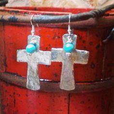 Fabulous new earrings! www.InspireDesignsShop.com