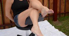 Rita Pieterse hot legs pictures