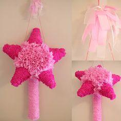 handmade piñatas!: Fairy wand Piñata