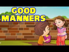 Please watch- Good Manners Rhymes Kids Nursery Rhymes, Rhymes For Kids, Art For Kids, Baby Songs, Kids Songs, Popular Poems, English Rhymes, Monday's Child, Kindergarten Songs