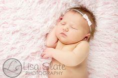 Baby, newborn, adult headband and photography prop The single sprinkled- Bitty Bow headband