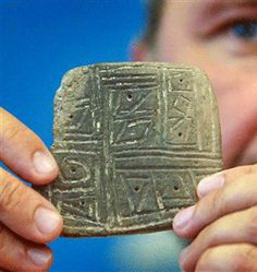 Ancient tablets, South Bulgaria written in the oldest European script, nearly 7,000 years old, and bear the ancient script of the Cretan (Minoan) civilization, known as Linear A script, which dates back to XV-XIV century B.C..