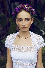 Charo Ruiz Ibiza presenta su nueva colección de novias 2014 - Ediciones Sibila (Prensapiel, PuntoModa y Textil y Moda)