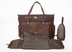 Lady Brown MAGIC STROLLER BAG