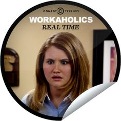 Workaholics: Real Time...Can the guys beat Alice to work? Run and check-in with GetGlue.com for this new sticker!