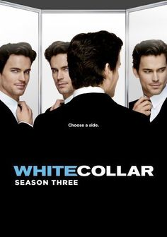 White Collar - Matt Bomer, Tim DeKay, Willie Garson and Tiffani Thiessen  Great show and cast. Neal!!!