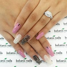 See this Instagram photo by @botanicnails • 427 likes