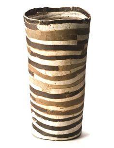 brown-striped vessel (coquidv)