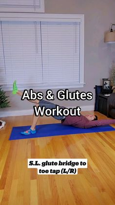 Leg And Glute Workout, Slim Waist Workout, Abs Workout Routines, At Home Workout Plan, Workout Videos, Gym Workout For Beginners, Fitness Workout For Women, Fitness Goals, Fitness Motivation