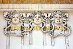 secession Und dann kam die Wende   5 Mal Jugendstil in Wien