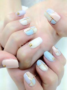 Blocking nail