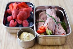 A Week of Paleo School Lunches! (Part 4 of 5) | Nom Nom Paleo    Paleo/low carb meat and veggie wraps.