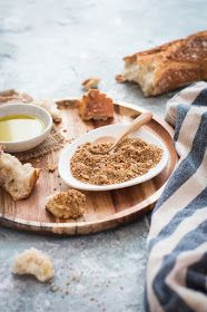 Dukkah, mélange d'épices et graines Plat Simple, Camembert Cheese, Cereal, Dairy, Buffets, Breakfast, Sauces, Chic, Cheese