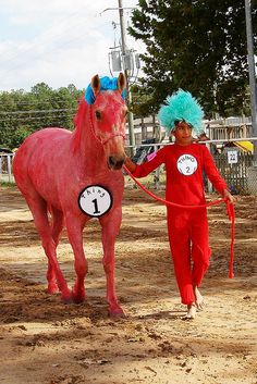 Totally going to do this for my Halloween costume contestant my barn with a little white pony called Victor