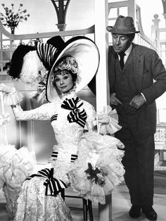 My Fair Lady, 1964 Warner Brothers/Getty Images  - Redbook.com