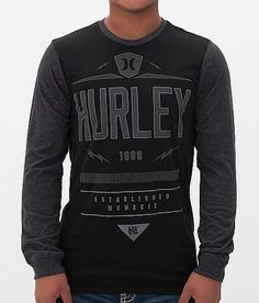 Hurley Lookout T-Shirt at Buckle.com
