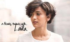 A beauty minute with Laila