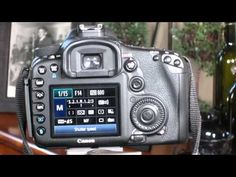 HDR Tutorial With Canon 7D and Photomatix Pro - How to Use Exposure Bracketing